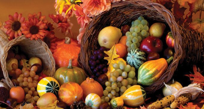 Commentary: Thanksgiving keeps our memories alive and fresh
