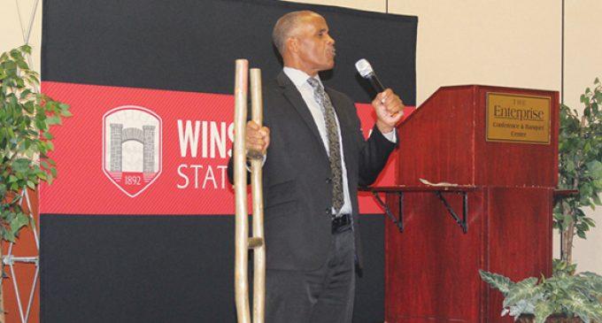 WSSU introduces center with new economic study