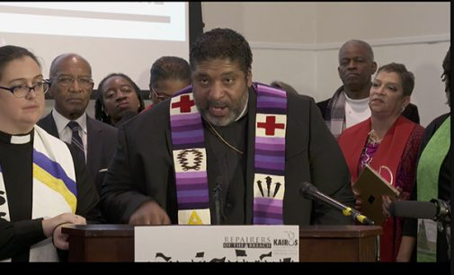 Rev. Dr. Barber receives 'genius grant'