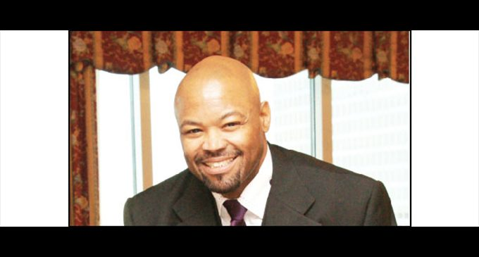 Tony Burton is running for county commissioner