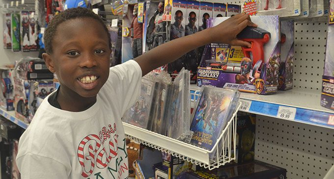 Foundation continues Christmas tradition