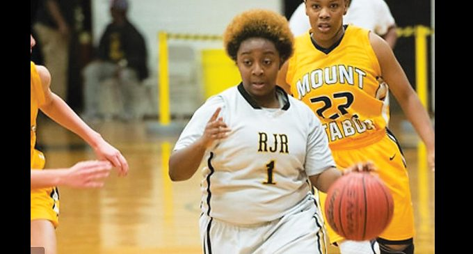 Basketball and school are a way of life for student