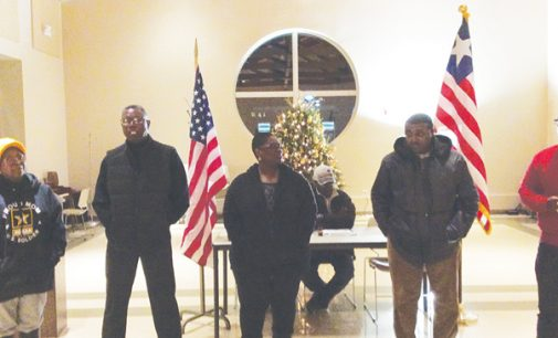Liberian organization elects officers, board