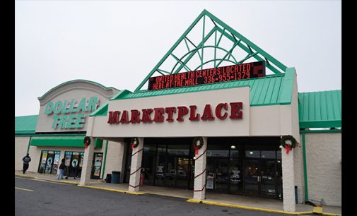 Marketplace Mall withdraws request for United Health entrance