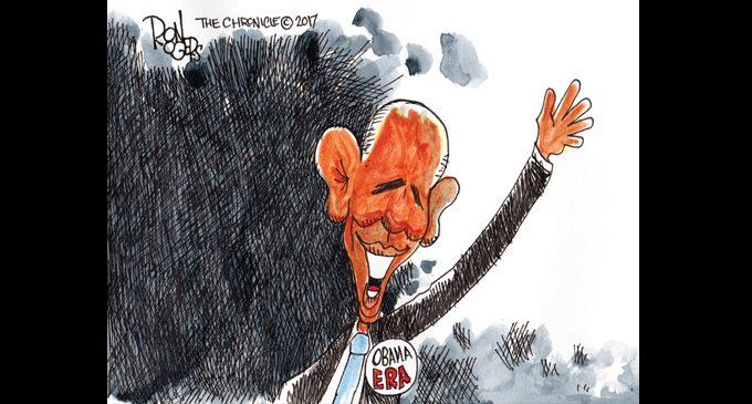Editorial cartoon highlights from 2017