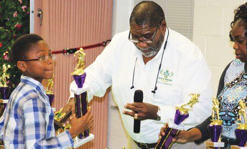 Church football league celebrates successful year
