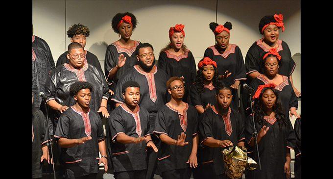 WSSU heralds holiday season with concert