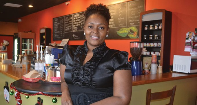 New coffee shop looks to serve more than coffee