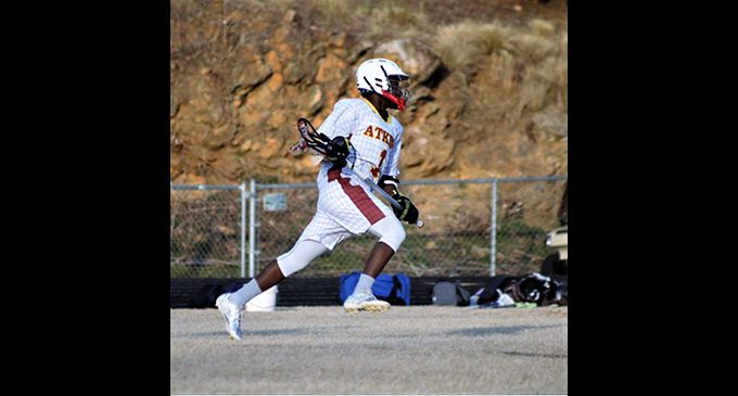 Atkins athlete finds new love in lacrosse