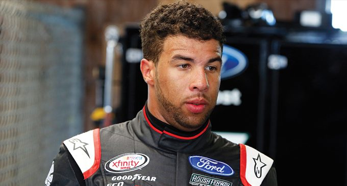 Black driver Darrell Wallace Jr. places 2nd in Daytona 500
