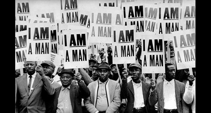 Civil Rights Center marks Memphis workers' strike