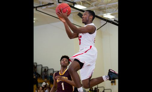 Walkertown sophmore making a name for himself on the court