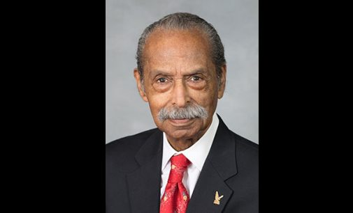 Dean of black lawmakers Rep. Michaux, says goodbye
