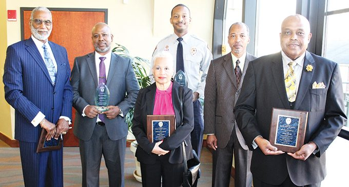 Black History Month celebration offers some firsts