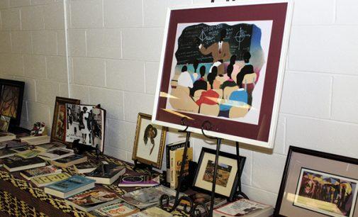 Local church celebrates Black History Month