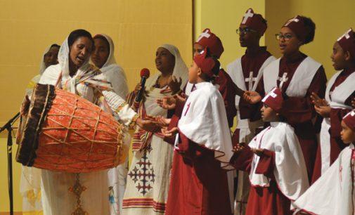 Celebrating Black History through gospel songs