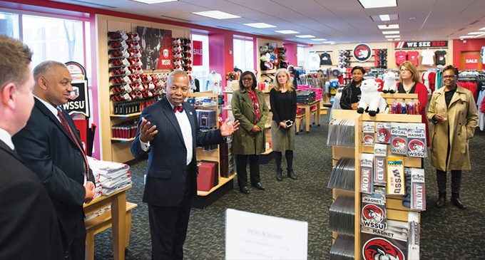 Expanded WSSU bookstore officially opens
