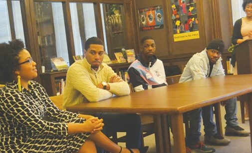 Prep alumni return to discuss life after high school