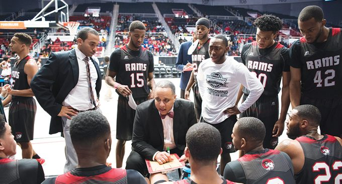 WSSU seeking new head men's basketball coach