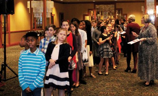 Human Relations Department honors 84 students
