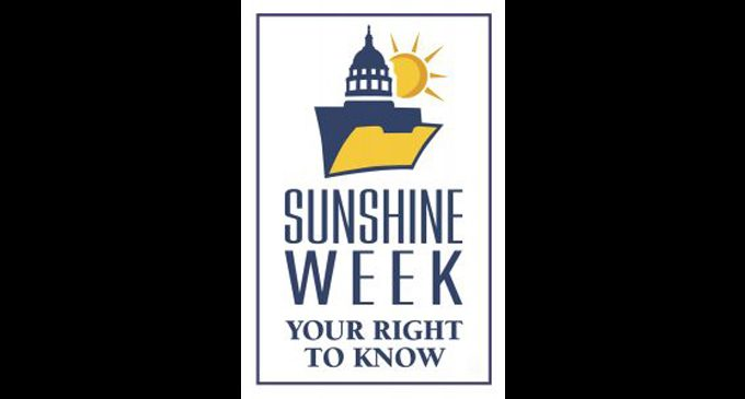 Editorial: It's time to let some sunshine in