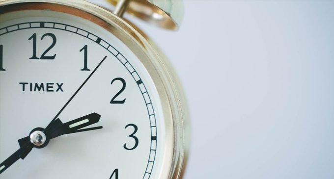Editorial: Watch out for daylight saving time