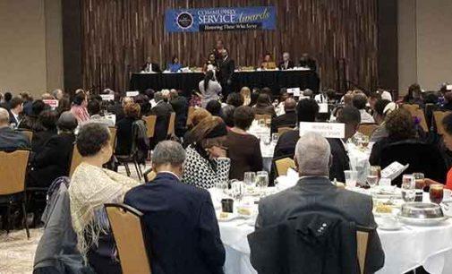 Leaders honor parents at banquet
