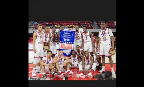 Prep captures fifth state title