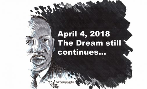 Editorial Cartoon: The Dream