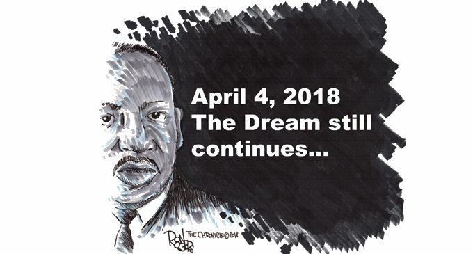 Editorial Cartoon: The Dream
