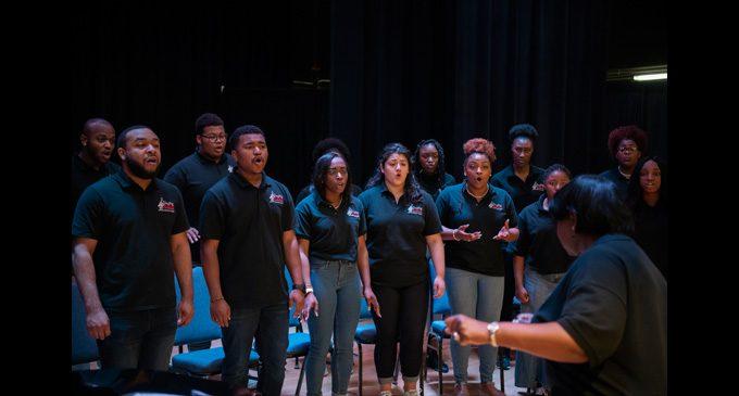 WSSU choir closes out its season on Sunday
