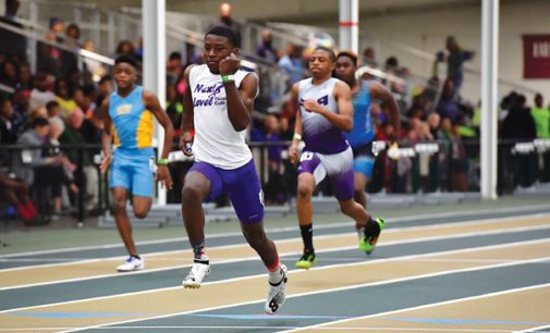Young speedster brings home a national championship