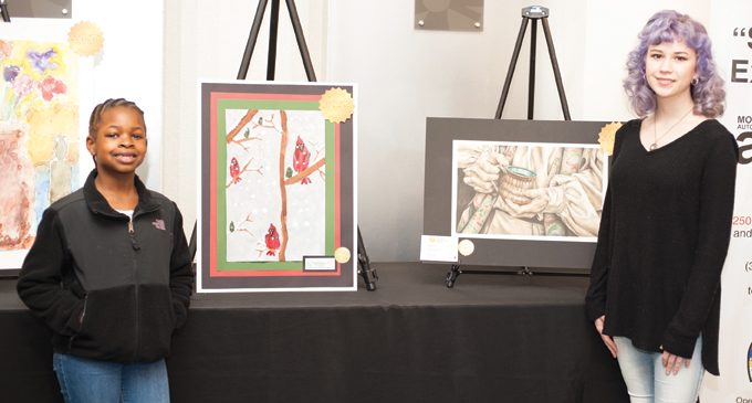 Winners announced in school system 'Spring Arts Extravaganza' competition