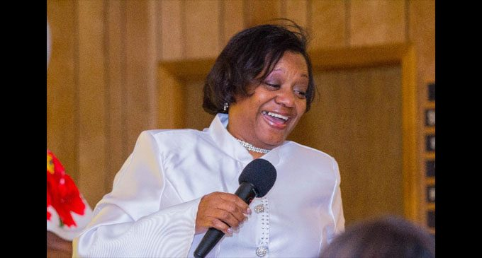 Minister  becomes  ordained in  father's church