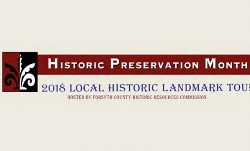 Historic Preservation Month is here