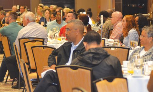 Hundreds attend  community prayer breakfast