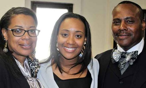 Young lawyer Jakeana Paul sees her lifelong dream come true