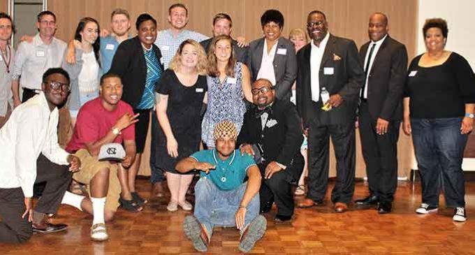 Hurricane Harvey volunteers from Winston-Salem convene to celebrate outcomes