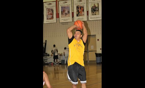 Basketball league has something for all levels