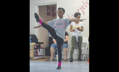 10-year-old dancer defying the odds