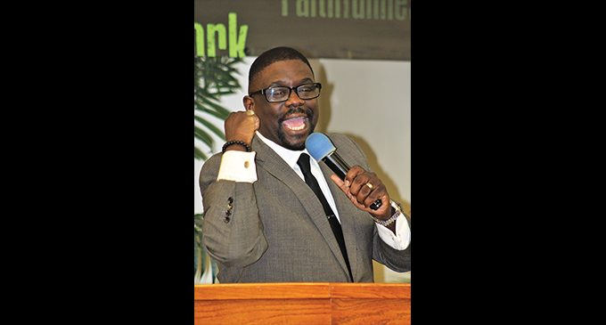 Men's conference aims to raise spirits