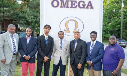 Fraternity chapter gives seven $1,000 scholarships