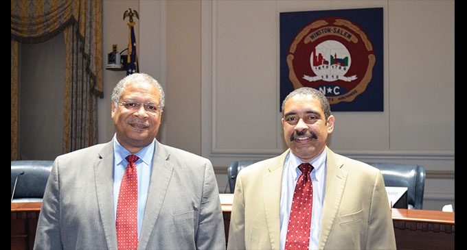 Assistant City Managers Paige, Turner retiring