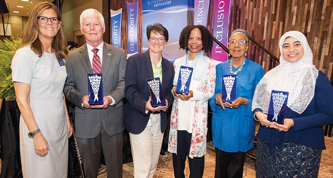 2018 award recipients announced at Foundation luncheon