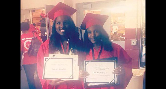 Winston-Salem Prep alumni award 1st Noble Phoenix Memorial Scholarship