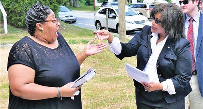 Carver School Road gains new homeowner