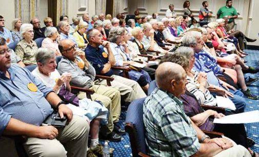Mayor breaks Winston-Salem City Council tie vote on Ardmore rezoning issue