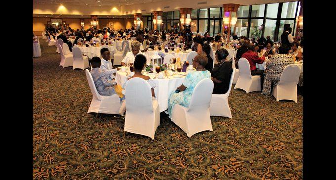 Celebration of 100 years culminates in gala