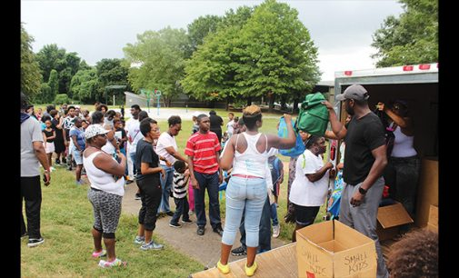 Community gearing up for back-to-school giveaways
