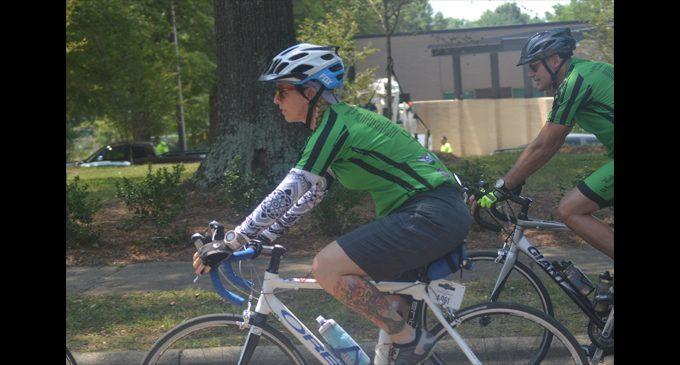 Carolina Brotherhood Ride makes stops in Forsyth County